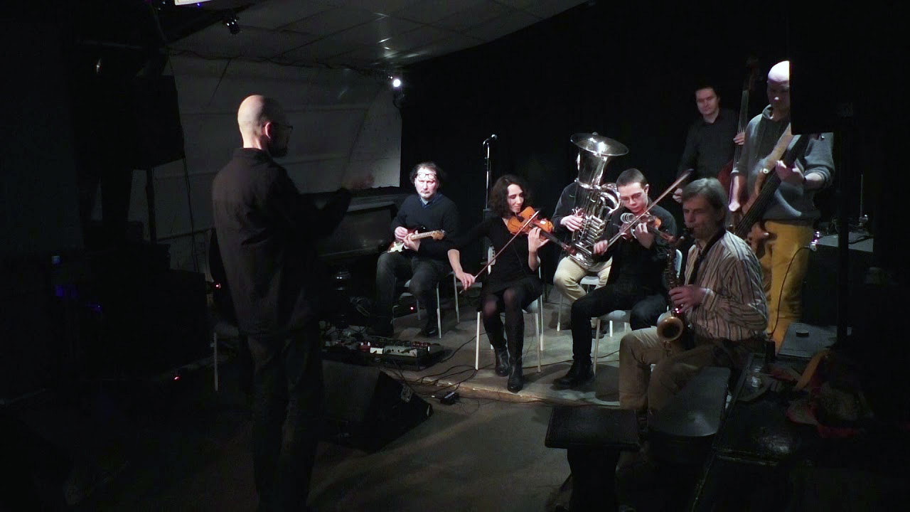 ST.PETERSBURG IMPROVISERS ORCHESTRA. Session LXXXII